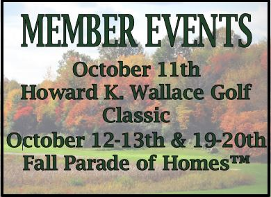 Next two BANCF Events: September Membership Meeting and Golf Tournament. Click for more information