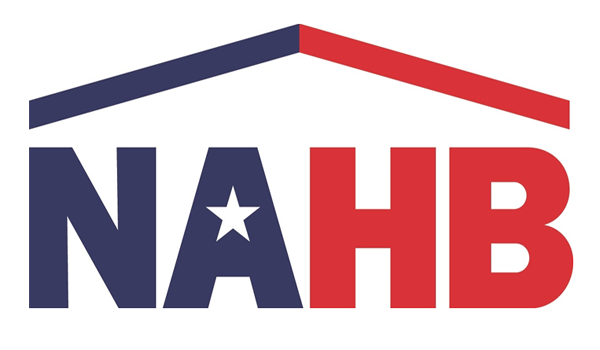 National Association of Home Builders (NAHB) logo with link to website