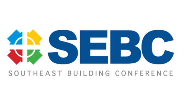 Logo for the FHBA Southeast Building Conference (SEBC) with a link to their website